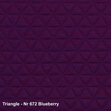 Triangle 672 Blueberry